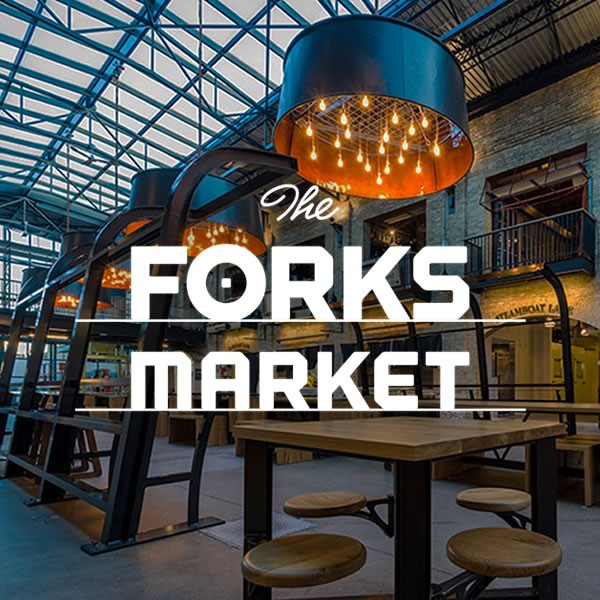 The Forks, The Forks Market
