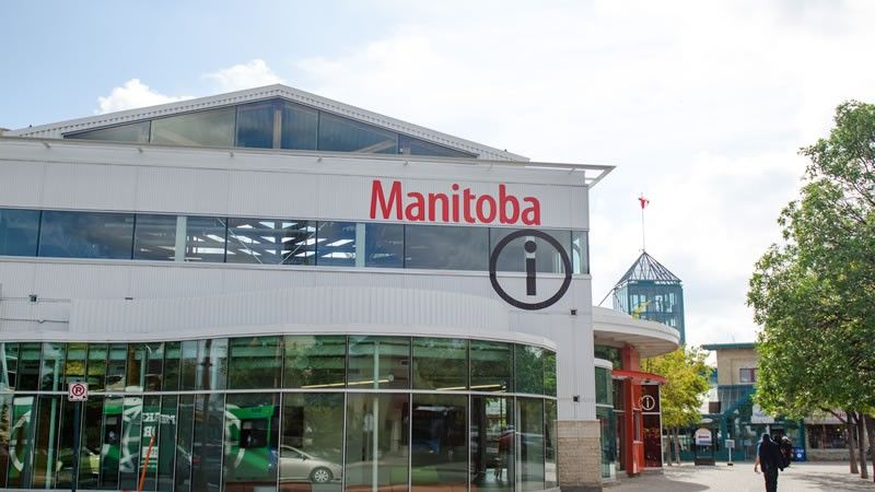 Travel Manitoba Visitor Information Centre