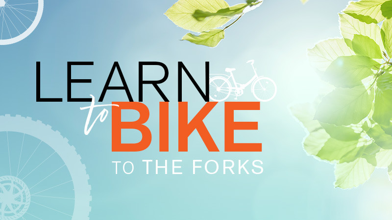 Learn to Bike to The Forks
