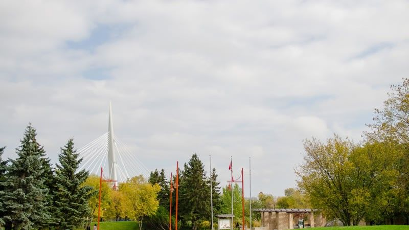 The Forks National Historic Site of Canada