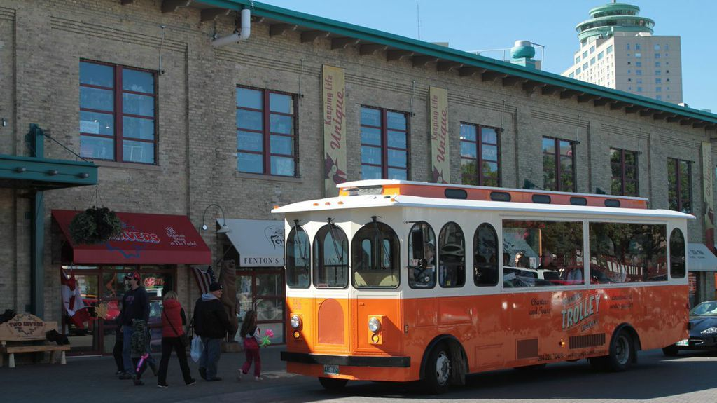 Trolley Co. Tours