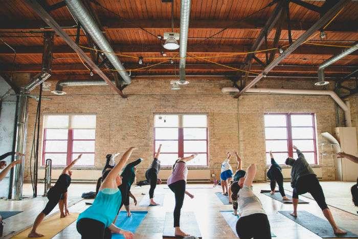 096d54cb054 Forks Fitness: FREE Community Yoga   The Forks