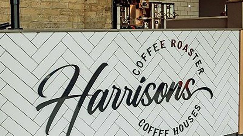 Harrisons Coffee Roaster and Houses