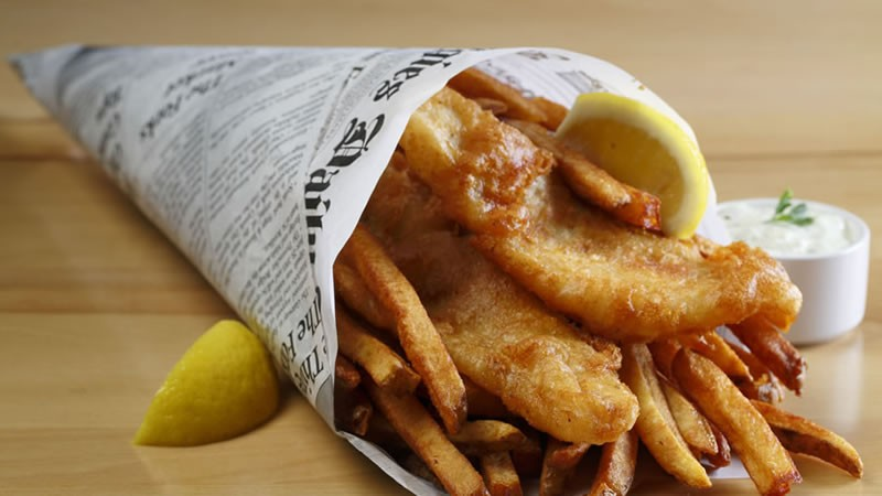 Fergie's Fish 'n Chips